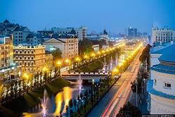 Вечерняя экскурсия по Казани