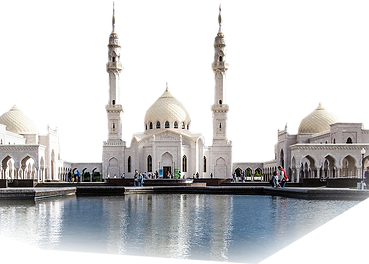 Белая мечеть | Древний Болгар