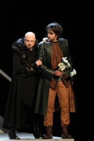 Oliviero Giorgutti, Grof Almaviva i Luka