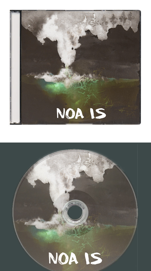 Noa IS - Track Cover