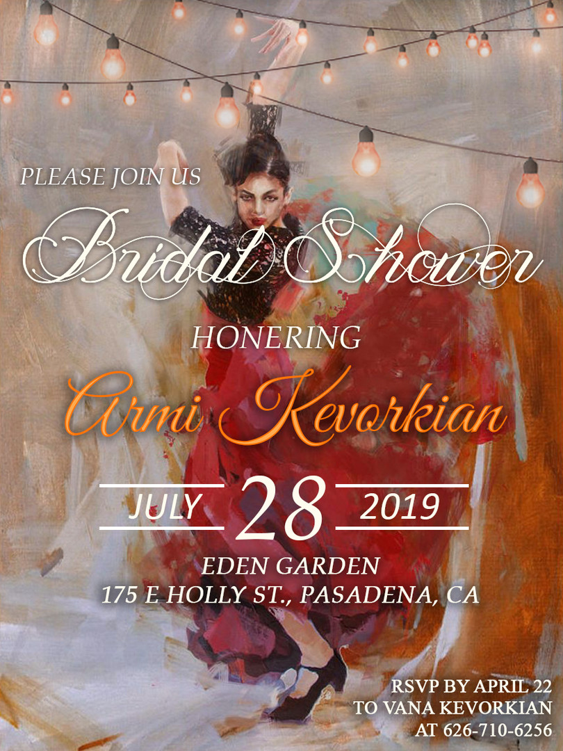 Briday Shower Card _ Spanish