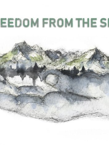 Freedom From the Sea - Book Cover