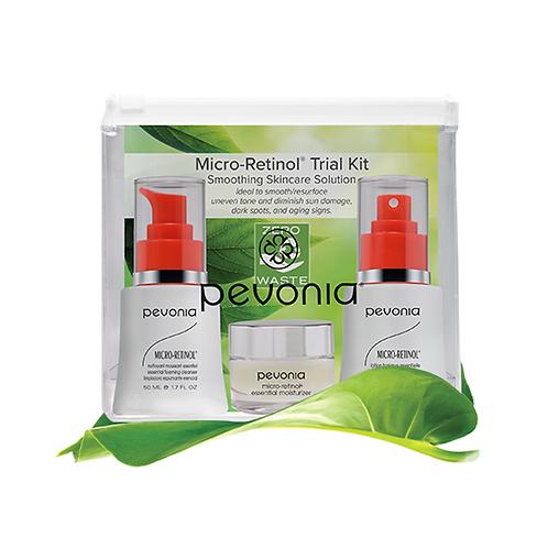 Micro-Retinol Smoothing Skincare Solution – Trial Kit
