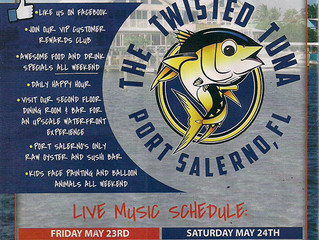 Twisted Tuna's Grand Opening Weekend!