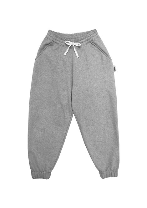 Hourglass Joggers in Pebble