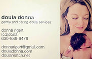 doula donna contact info