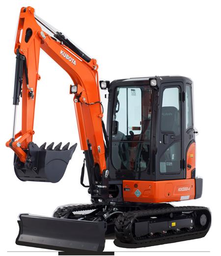 Excavators | Alabama | Southeastern Equipment Rental