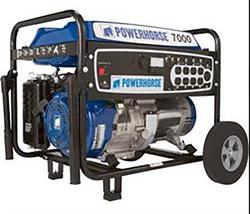 Powerhorse 7000 Generator Rental