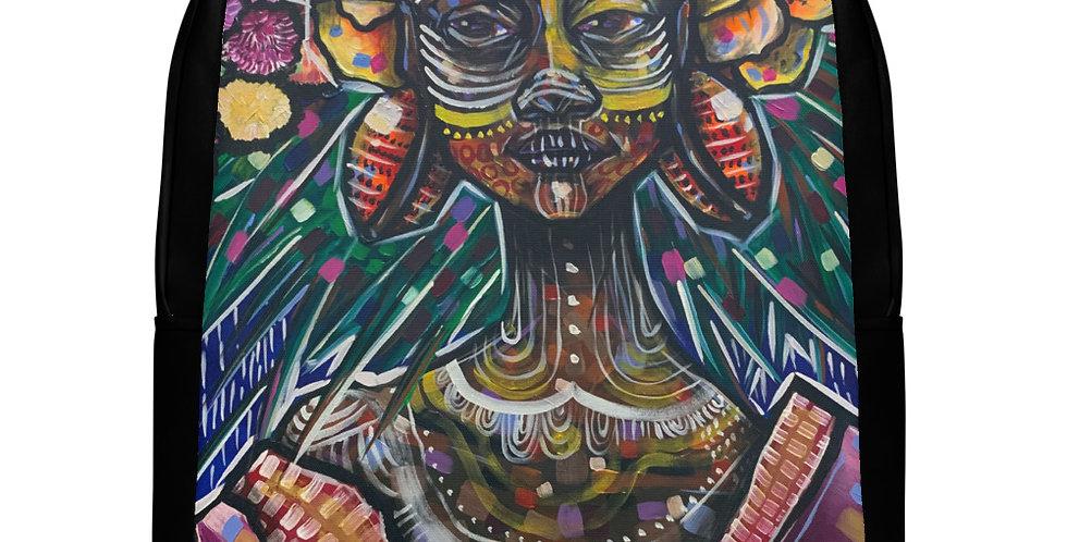 Tzipora Art | Mazaa Minimalist Backpack