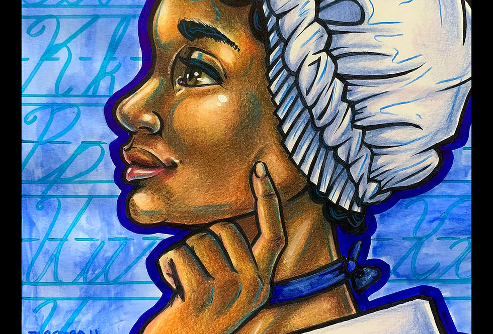 """Eighteenth Century Poet, Phillis Wheatley"""