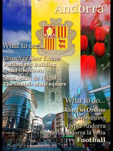 """Travel to Andorra"""