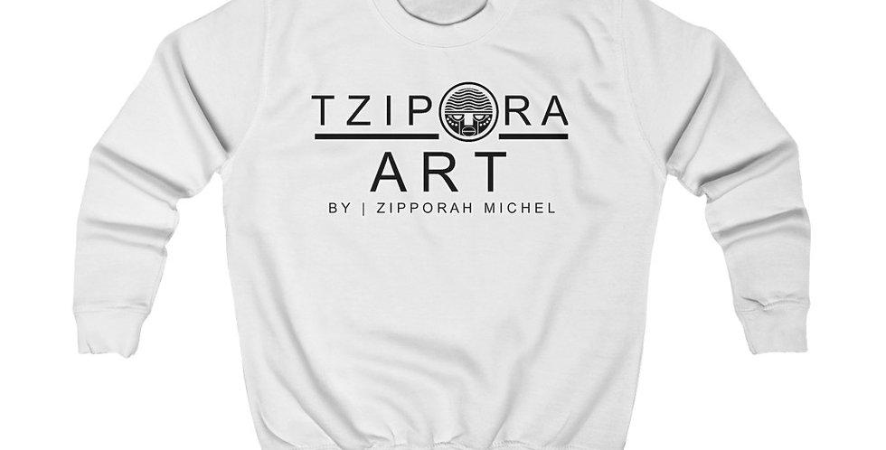 Tzipora Art Kids Sweatshirt