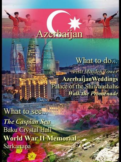 """""""Travel to Azerbaijan"""""""