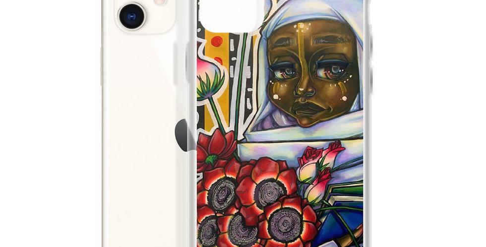 Tzipora Art | Scholar from Niger, Fatoumata iPhone Case