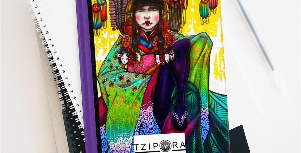 """""""Oshougatsu Entertainment"""" Premium Art Journal"""