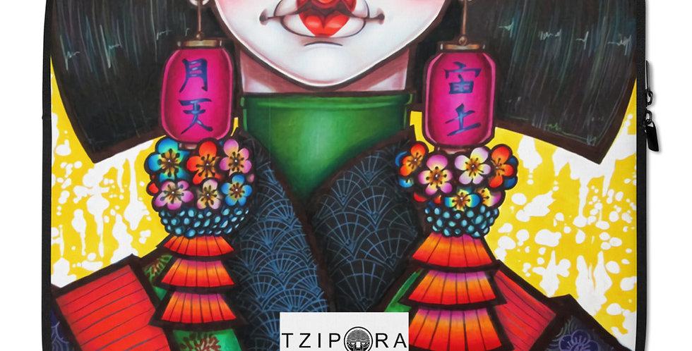 Tzipora Art | Ōshōugatsu Entertainment II Laptop Sleeve
