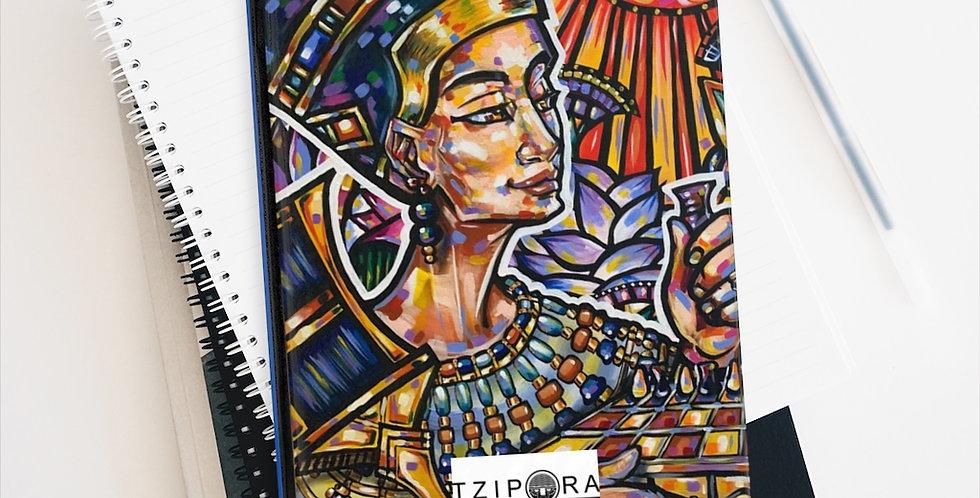 """Queen Nefertiti"" Premium Art Journal"