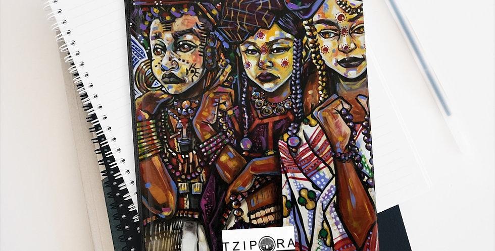 """""""Ba Girls"""" Premium Art Journal"""