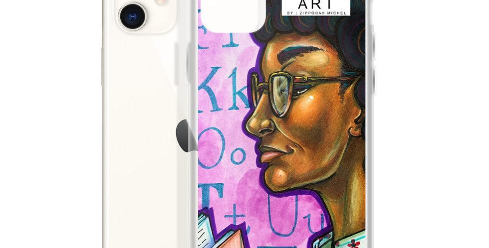 Tzipora Art | Pulitzer Prize Author, Gwendolyn Brooks iPhone Case