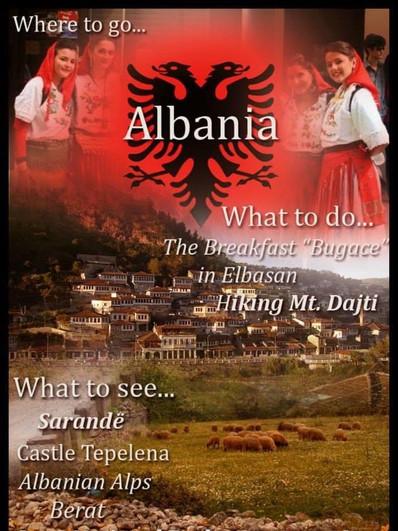 """Travel to Albania"""