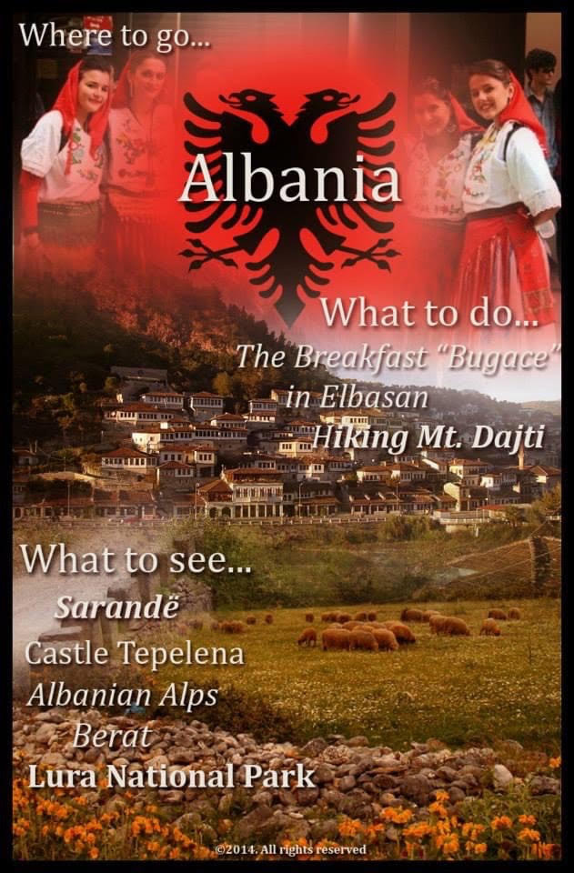 """Travel to Albania"""