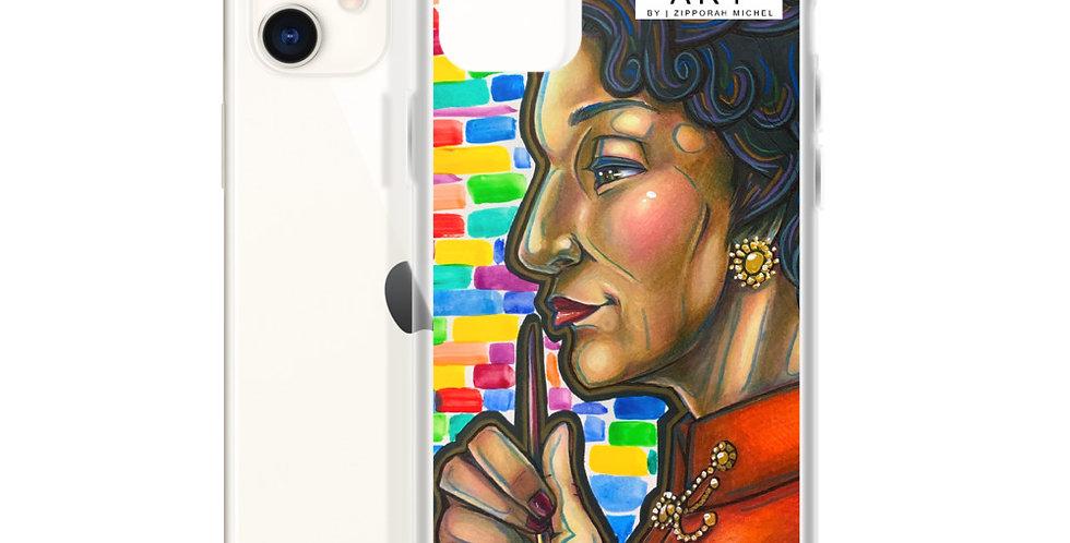 Tzipora Art | The Expressionist Painter, Alma Woodsey Thomas iPhone Case