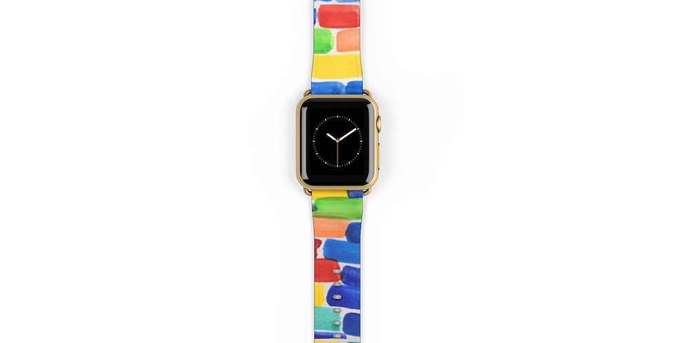Mosaic Expression Watch Band