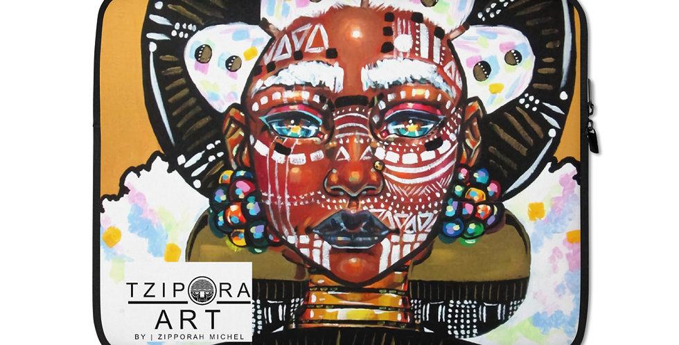 Tzipora Art | Oni Laptop Sleeve