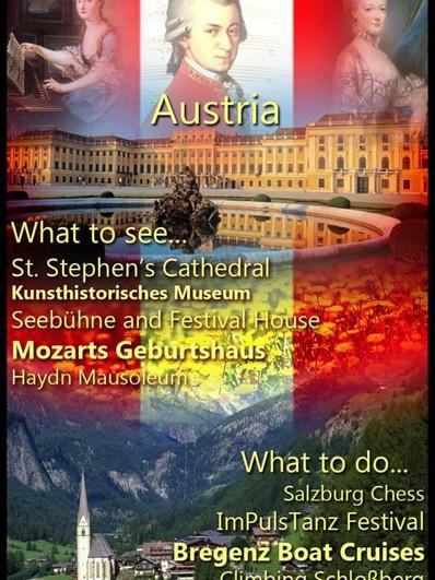 """""""Travel to Austria"""""""
