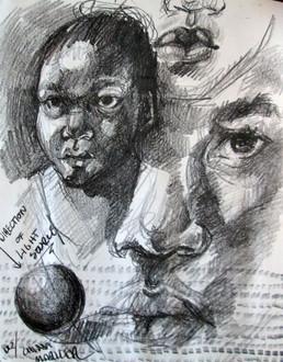"""Self-Portrait Studies"""