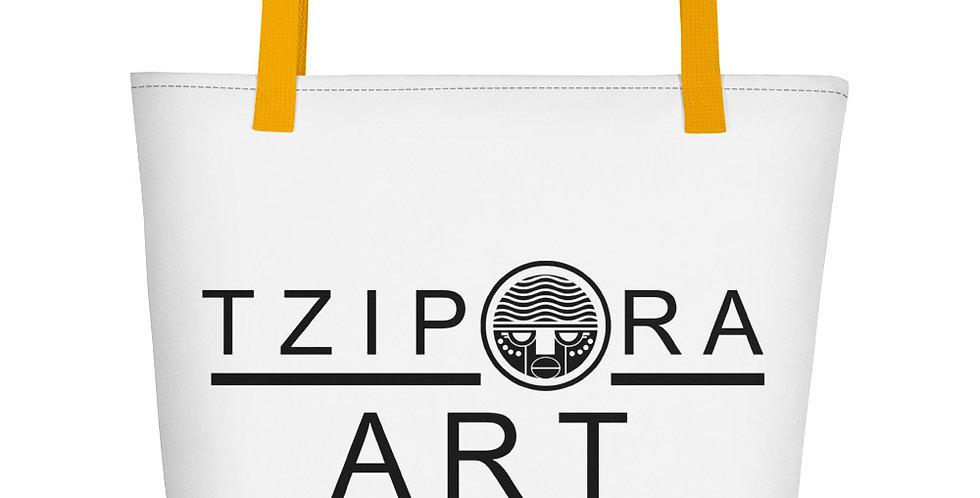 Tzipora Art Tote Bag