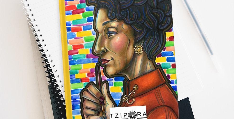 """The Expressionist Painter, Alma Woodsey Thomas"" Premium Art Journal"