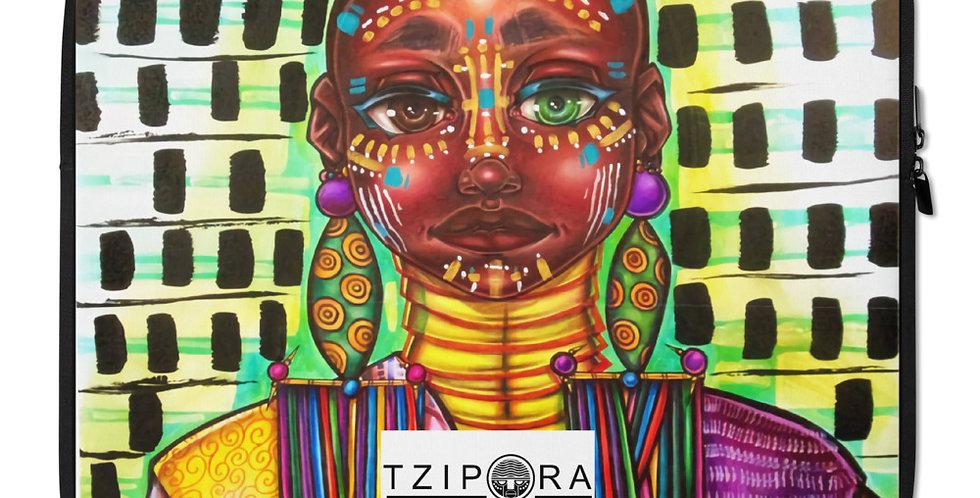 Tzipora Art | Tribe Member I Laptop Sleeve