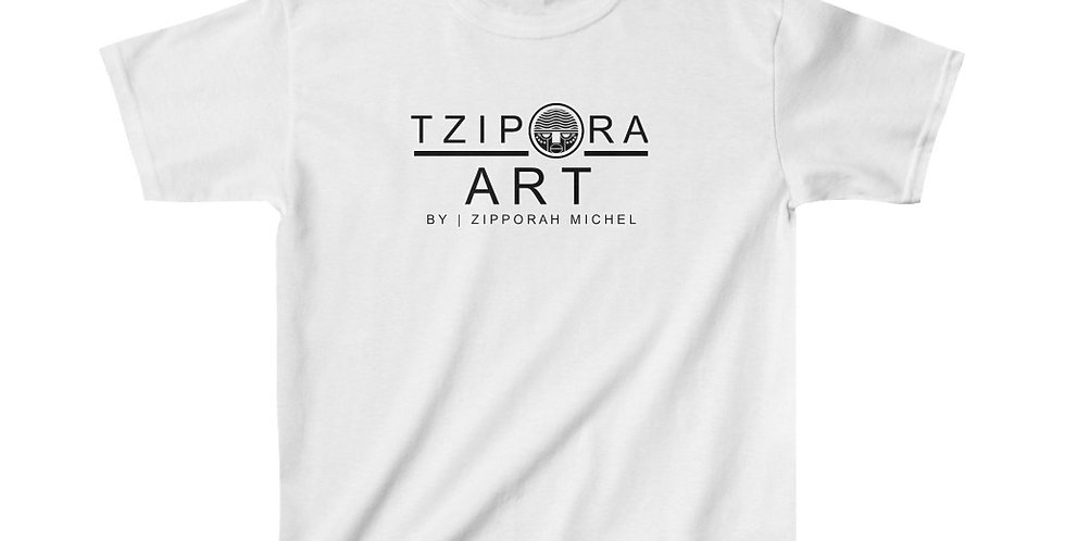 Tzipora Art Kids Heavy Cotton™ Tee