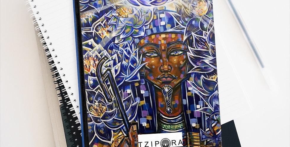 """""""Nefertem"""" Premium Art Journal"""