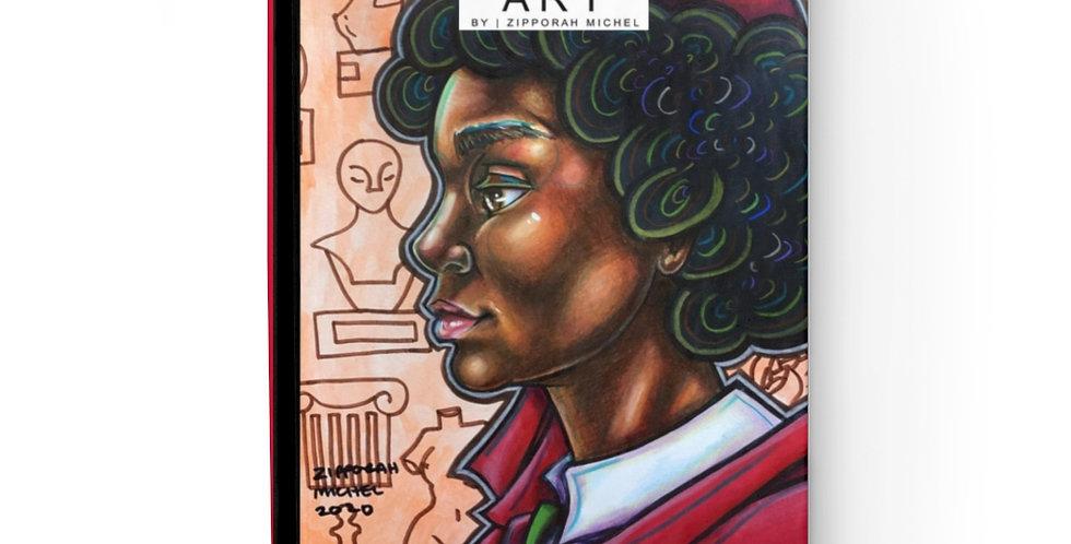 """Prominent Sculptor, Edmonia Lewis"" Writing Journal"