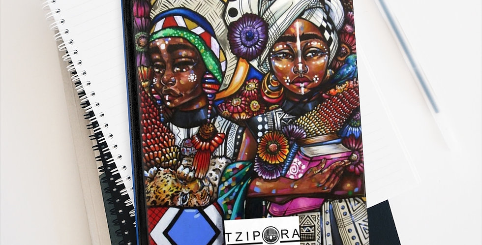 """Ayanda"" Premium Art Journal"