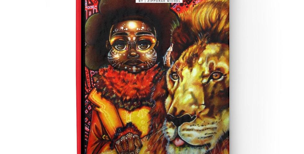 """National World Lion Day I"" Writing Journal"