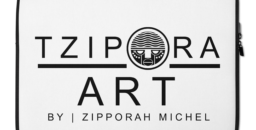 Tzipora Art Laptop Sleeve