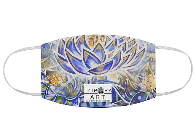nefertems-blue-lotus-crown-fabric-face-m