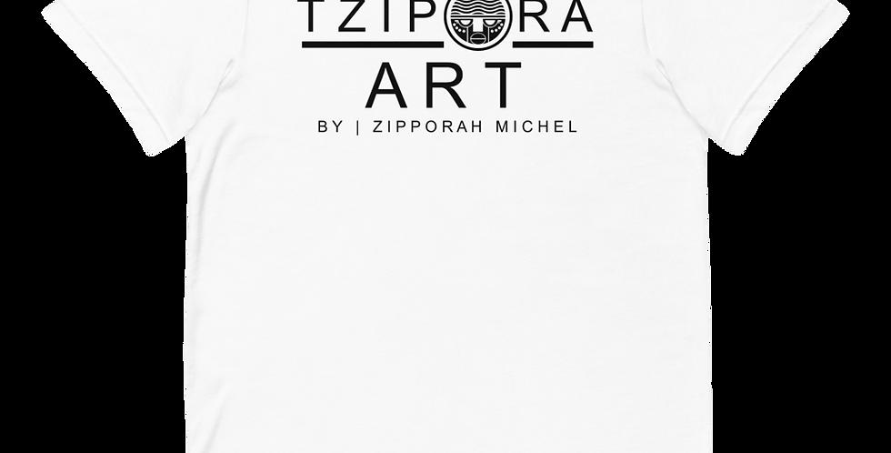 Tzipora Art Short-Sleeve Unisex T-Shirt