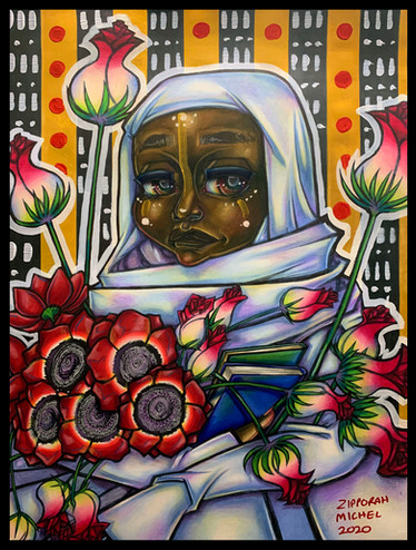 """Scholar From Niger, Fatoumata"""