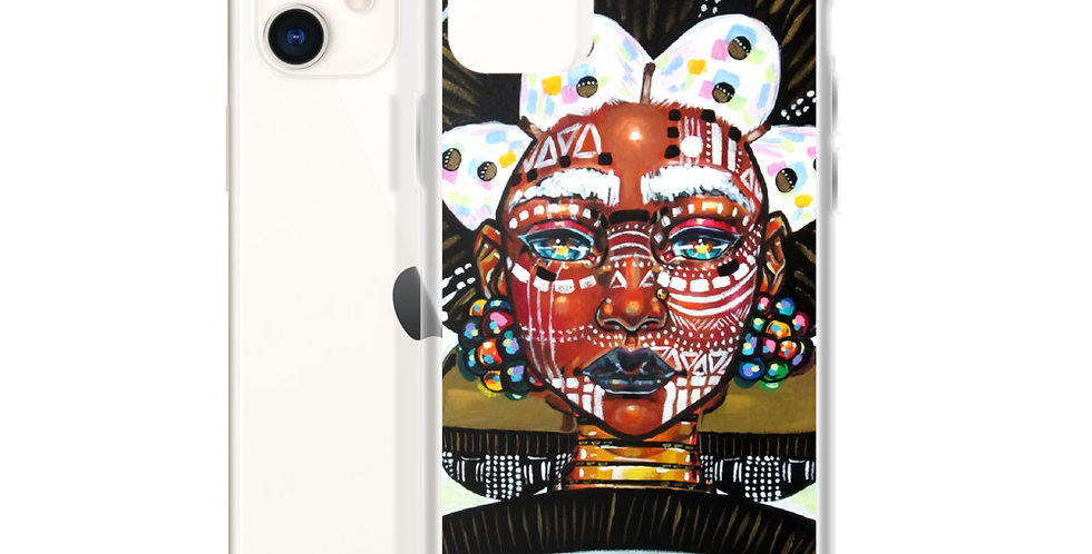 Tzipora Art | Oni iPhone Case