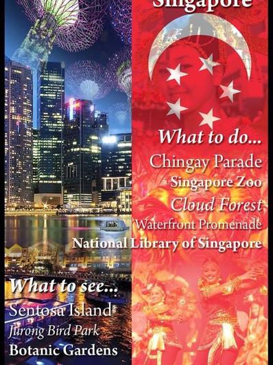 """Travel to Singapore"""