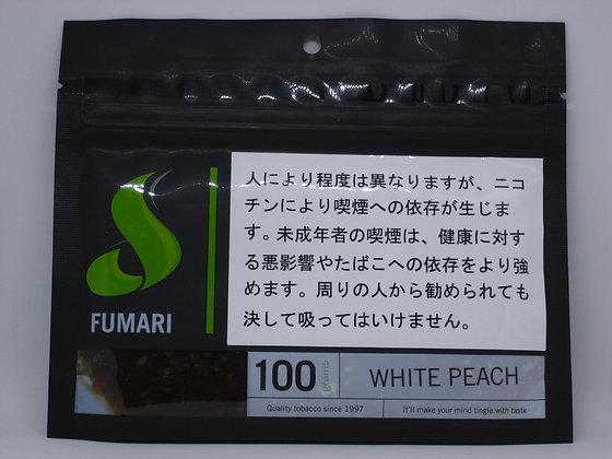 WHITE PEACH 100g (FUMARI)