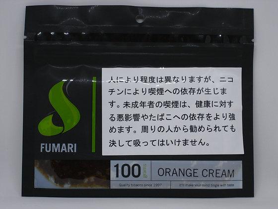 ORANGE CREAM 100g (FUMARI)