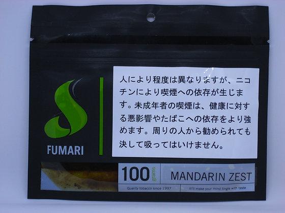 MANDARIN ZEST 100g (FUMARI)