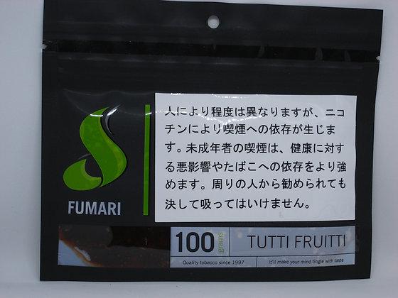 TUTTI FRUITTI 100g (FUMARI)
