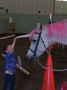 CHUM Therapeutic Riding