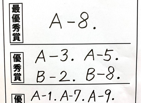 審査結果速報 【連弾の部】